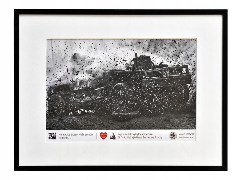 Zdjęcie WRAK-RACE Silesia 40x30 cm