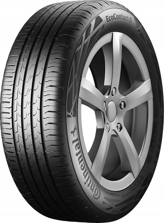 4 x Continental EcoContact 6 205/55 R15 88 V
