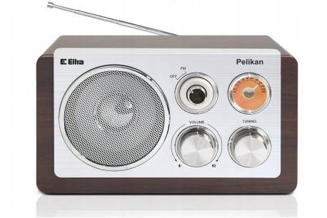 Eltra Radio PELIKAN 2 DĄB