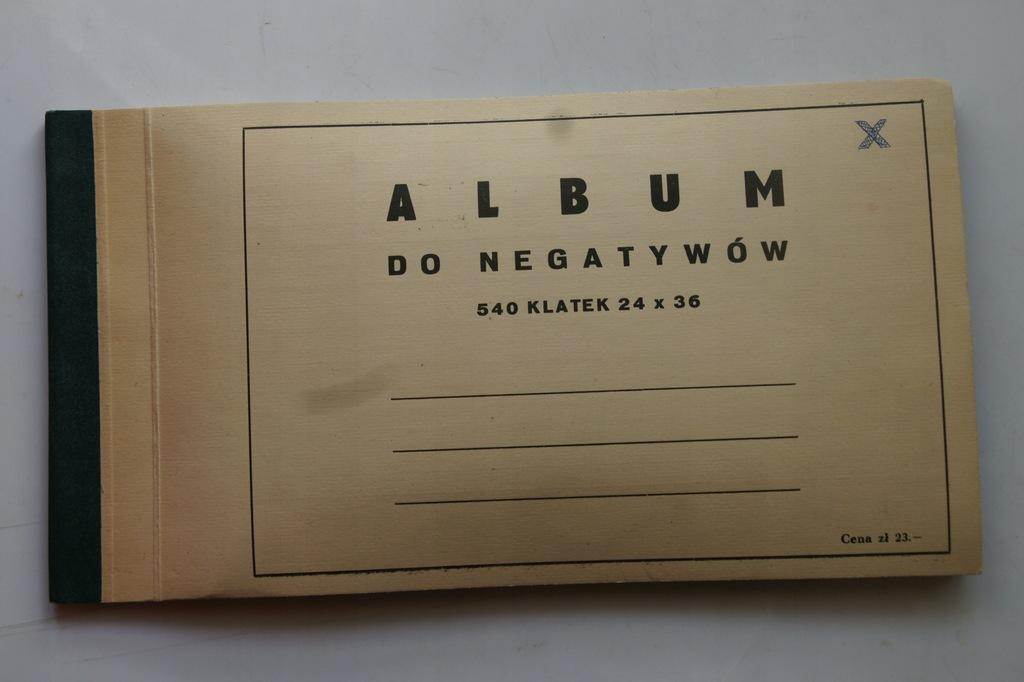 Album z negatywami (1966 - 1968)