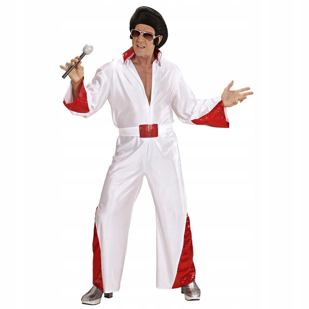 Mens the King Costume Extra Large UK 46 for Middle