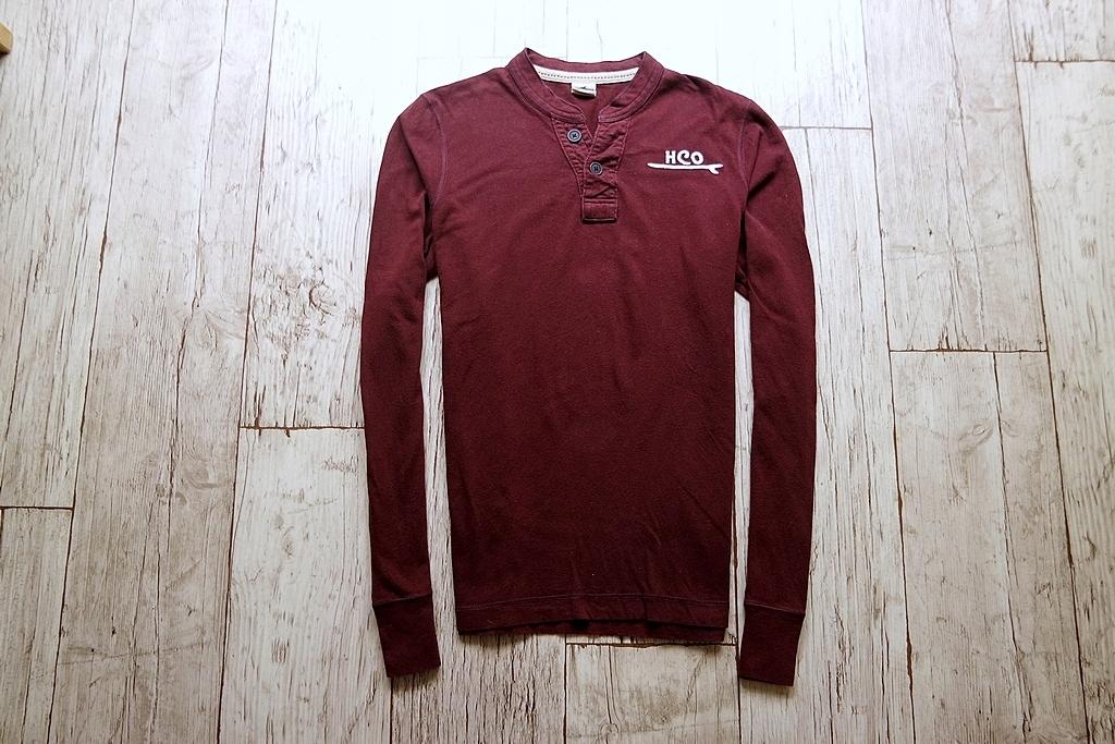 HOLLISTER CALIFORNIA bluzka męska COTTON L / XL