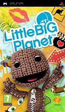 Gra Psp Little Big Planet 7972757100 Oficjalne Archiwum Allegro
