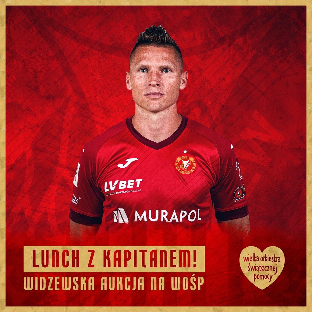 Lunch z Marcinem Robakiem w Sercu Łodzi + prezent