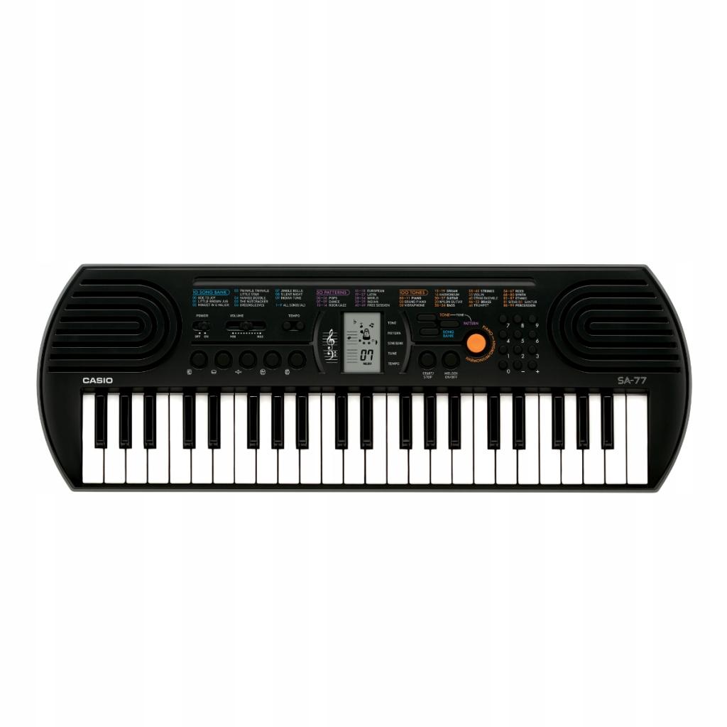 Keyboard Casio SA-76