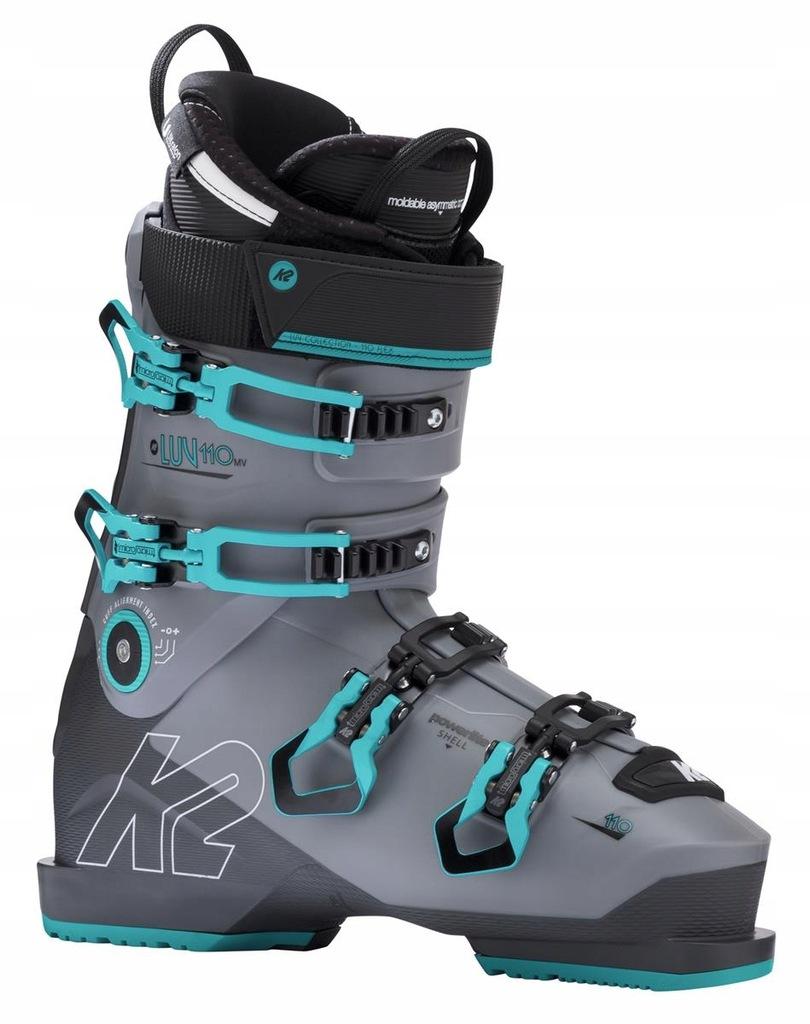 Buty narciarskie K2 LUV 110 LV Szary 27/27.5 Niebi