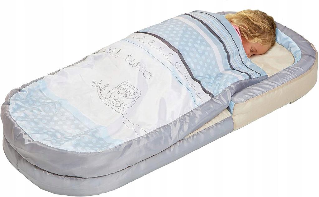 Łóżko i śpiwór 2 w 1 od ReadyBed