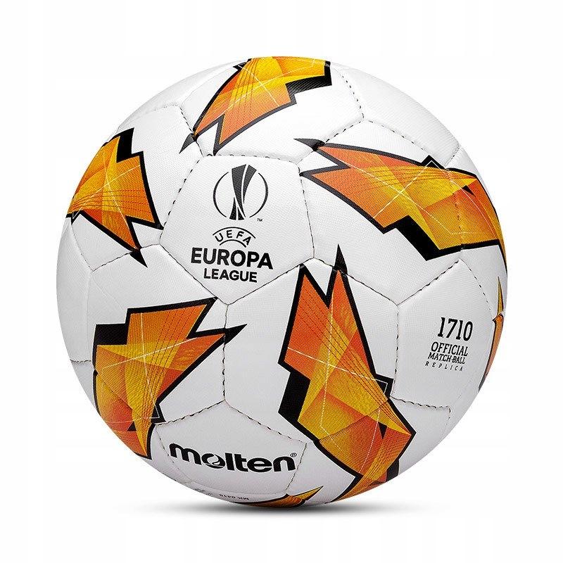 Piłka nożna Molten F4U1710-G18 replika r.4