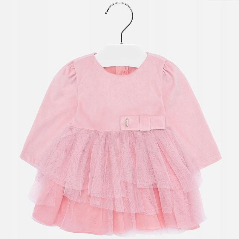 Mayoral Sukienka dla dziewczynki 2916-061-92cm