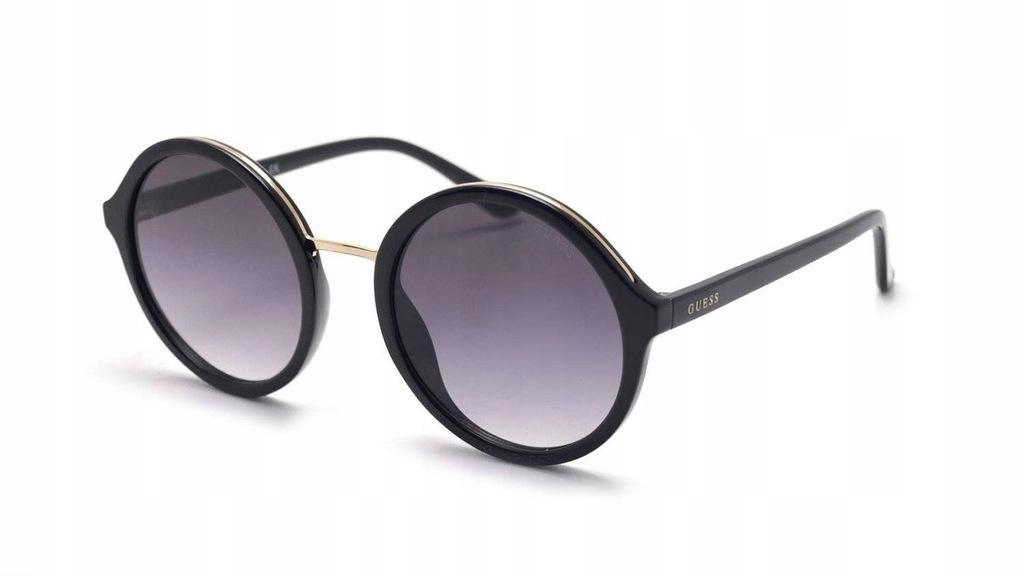 Okulary GUESS GU7558 oryginalne przeciwsłoneczne