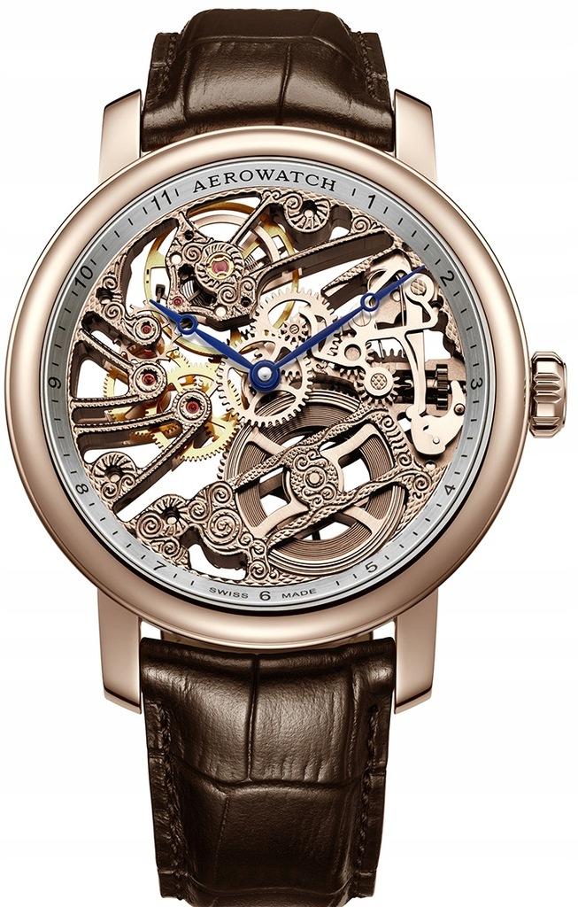 Aerowatch Renaissance Big Mechanical Skeleton 5093