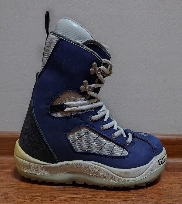 NITRO buty snowboardowe roz. 36.5, 23CM