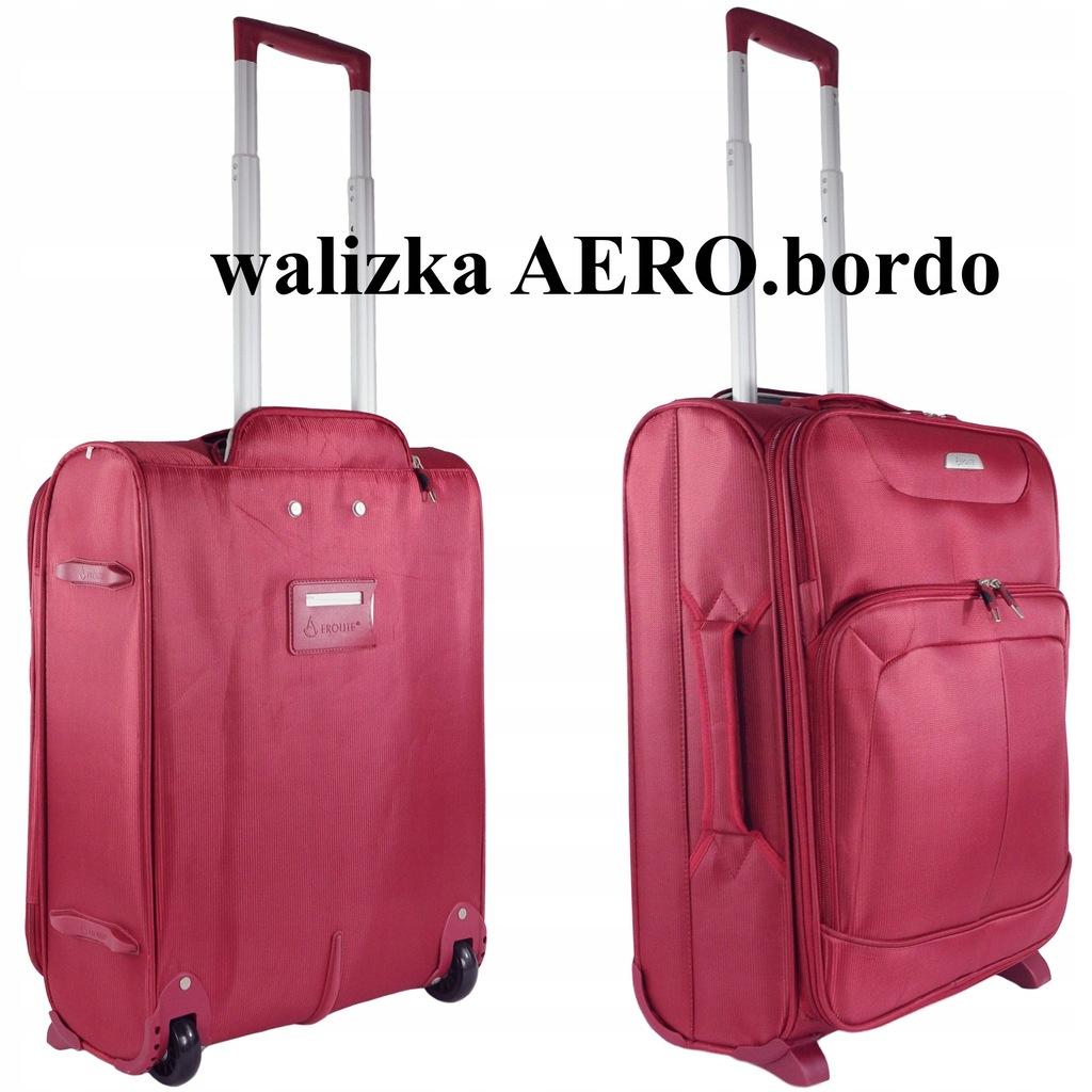 Walizka Bagaz Podreczny Ryanair Wizzair 55x40x20 8713414029 Oficjalne Archiwum Allegro