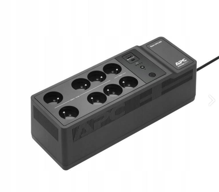 Zasilacz BE850G2-CP Back UPS 850VA/520W 6+2xFR, Ła