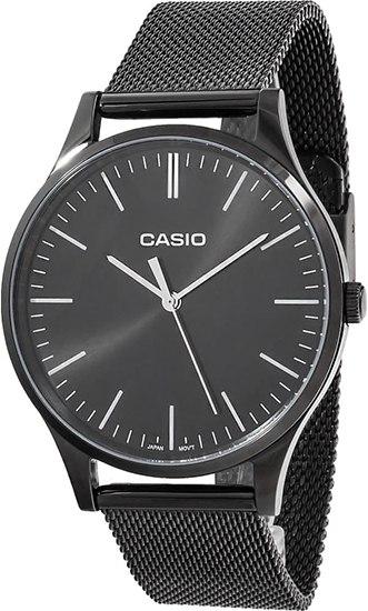 CASIO CLASSIC BLACK MESH BLACK New!