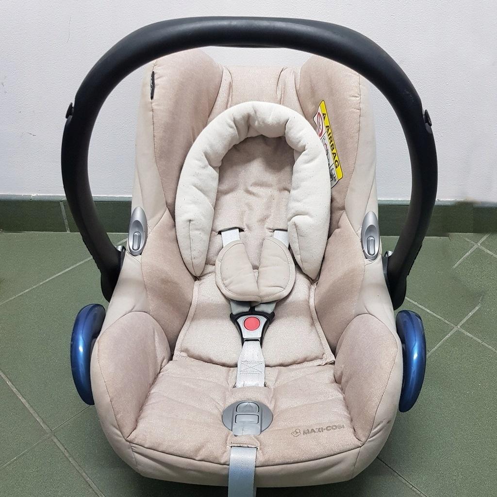 Fotelik samochodowy Maxi Cosi CabrioFix 0-13KG