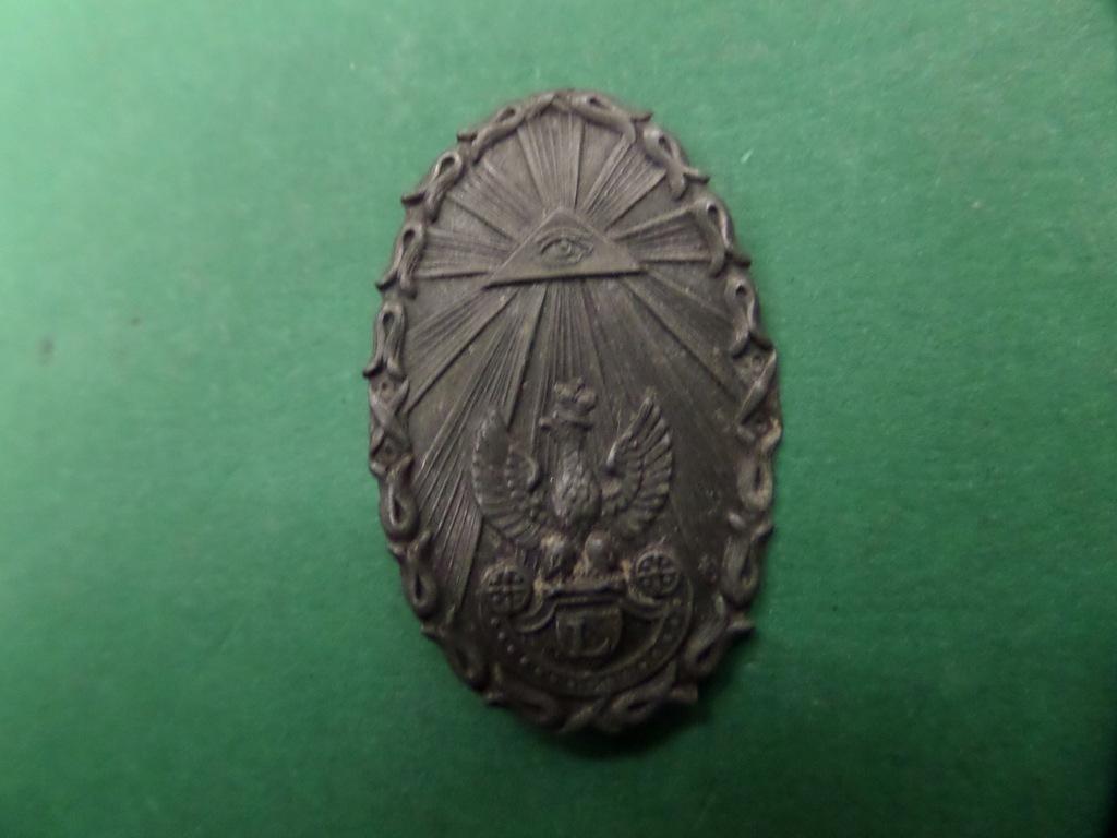 Odznaka z Orłem Legionowym
