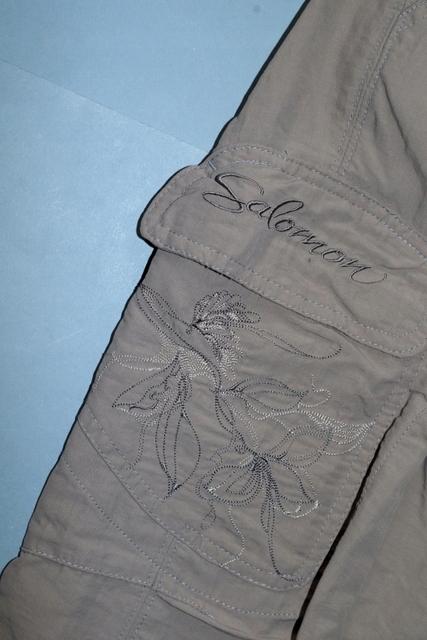 SpodnieSpodenki SALOMON Damskie TREKKINGOWE r.L