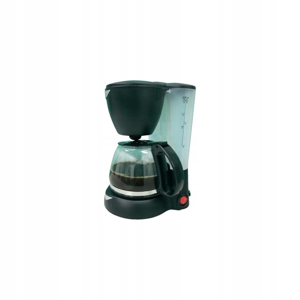 Ekspres do kawy 5/6 filiżanek 12 V