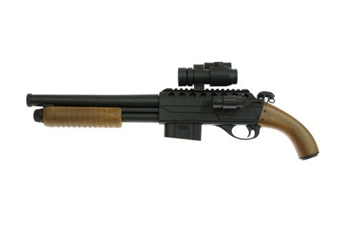 Shotgun Remington M47C2 FULL ZESTAW