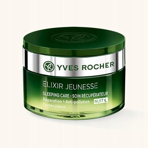 Yves Rocher ELIXIR JEUNESSE krem maska noc 50 ml