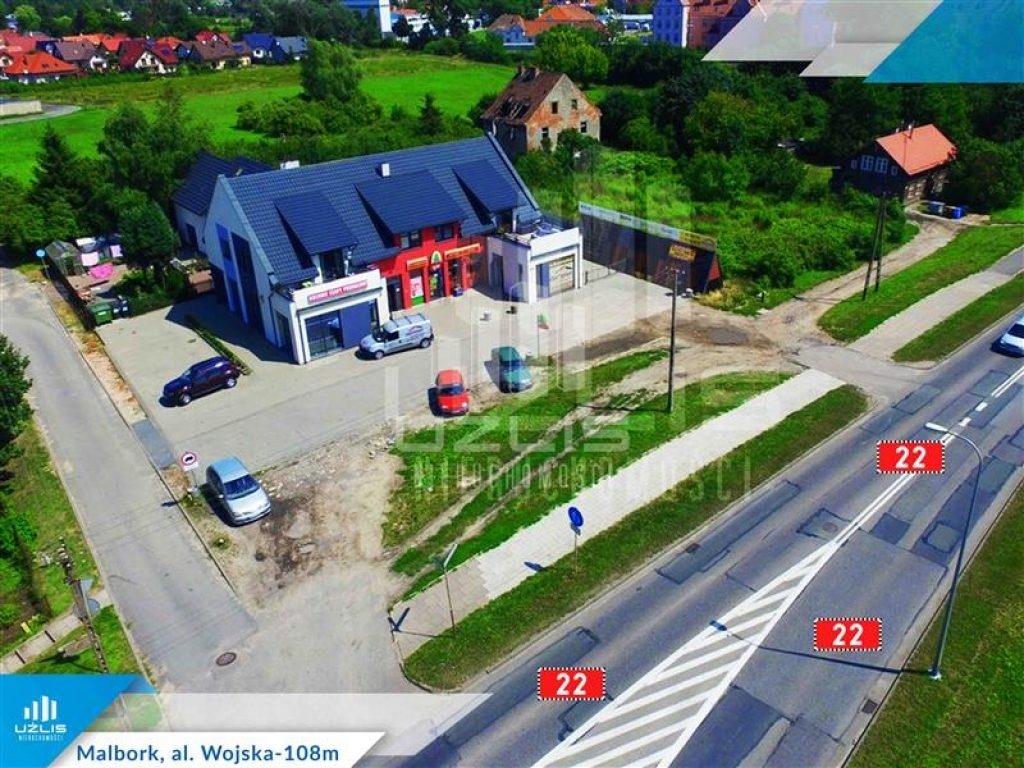 Lokal usługowy, Malbork, Malborski (pow.), 108 m²