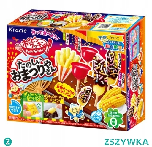 Japana Zjadam Kracie Popin Cooking Wysylka Od Reki 8439079600 Oficjalne Archiwum Allegro