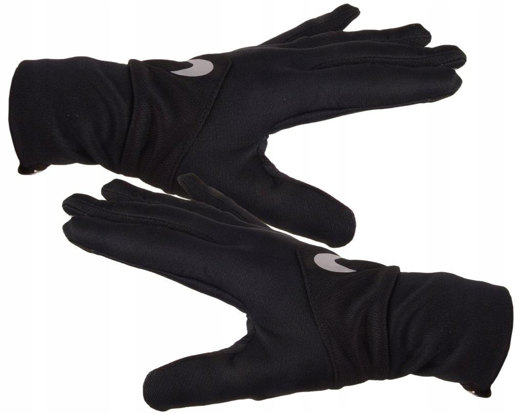 Rękawiczki męskie do biegania oddychające NIKE M