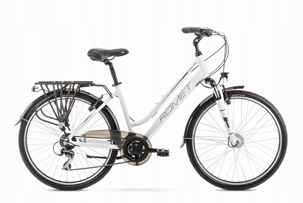2026307 - 15 S Rower miejski ROMET GAZELA 26 2