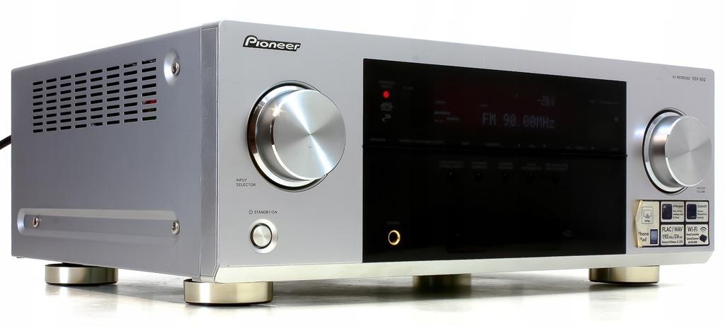 PIONEER VSX-922 KINO DOLBY TRUEHD DTS-HD HDMI RDS