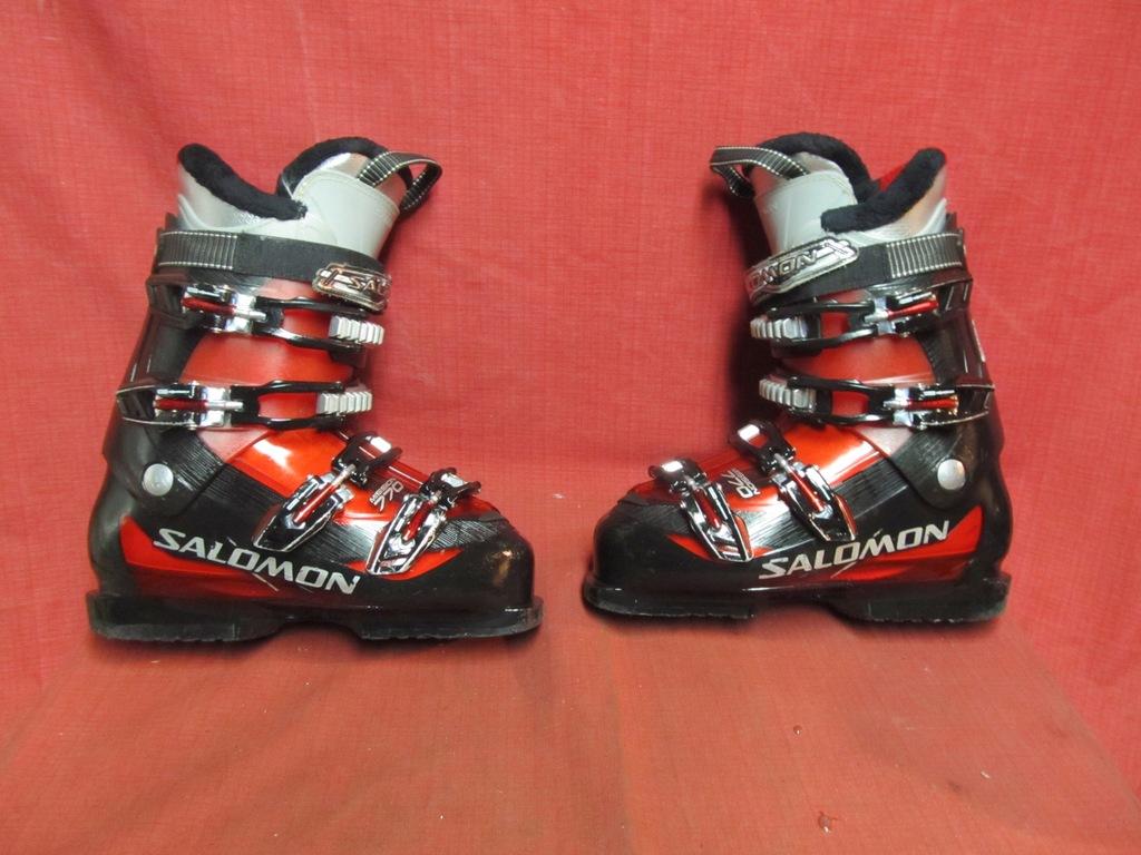 SALOMON MISSION 770 buty narciarskie r.40 j.NOWE