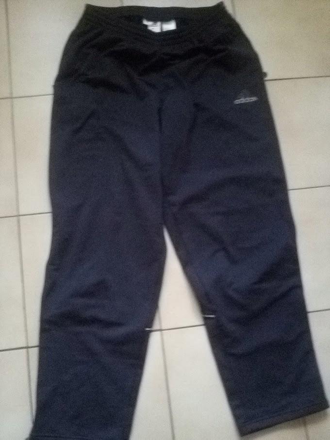 spodnie dresowe męskie Adidas XL