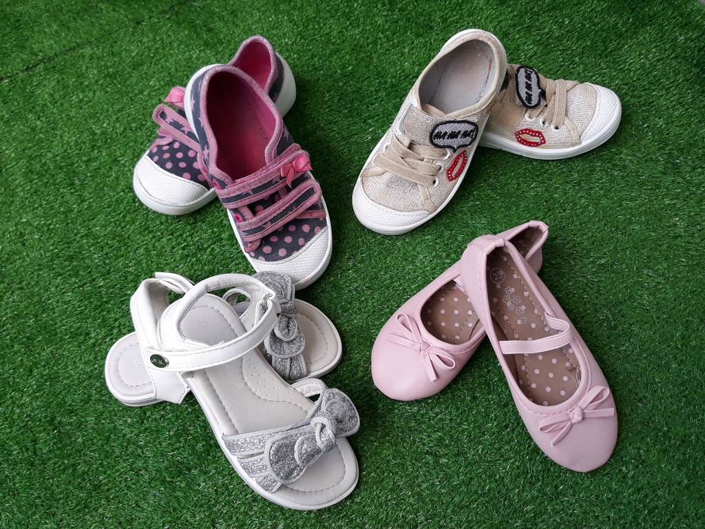 buty sandałki trampki lato befado 25