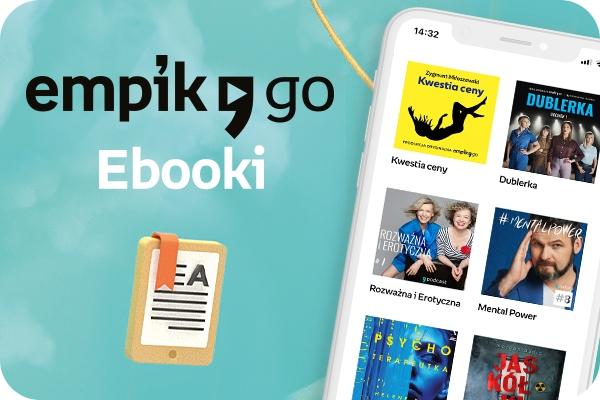 Empik Go Ebook 3 miesiące