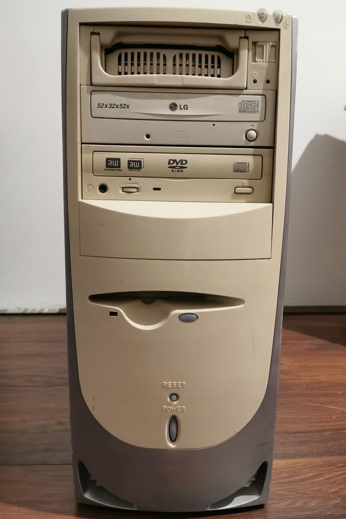 Komputer ATHLON XP 2000+