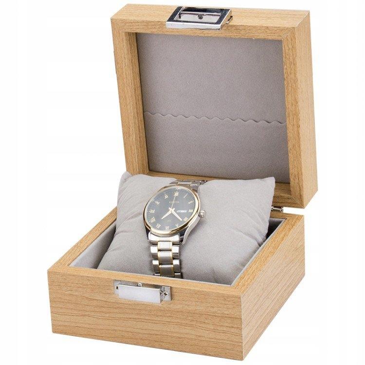 ORGANIZER/ Szkatułka na zegarek lub biżuterię PDMD