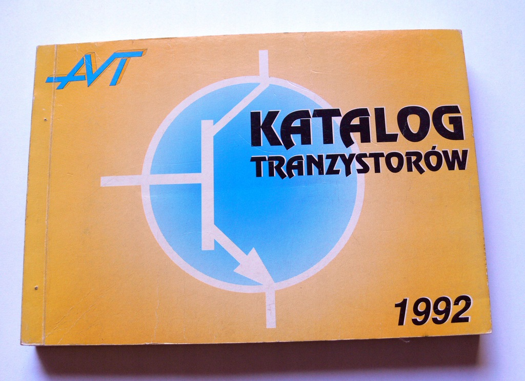 Katalog tranzystorów AVT 1992