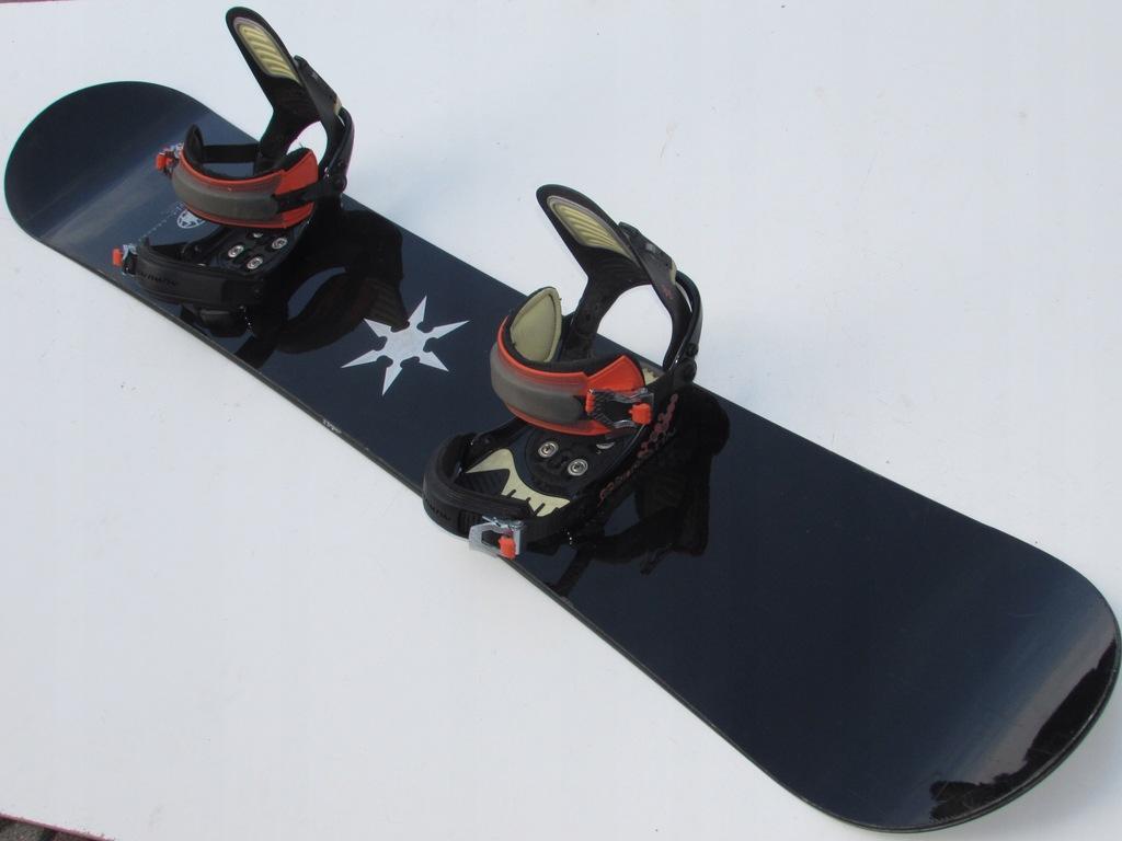 Deska snowboardowa NITRO 166 CM (nr10)