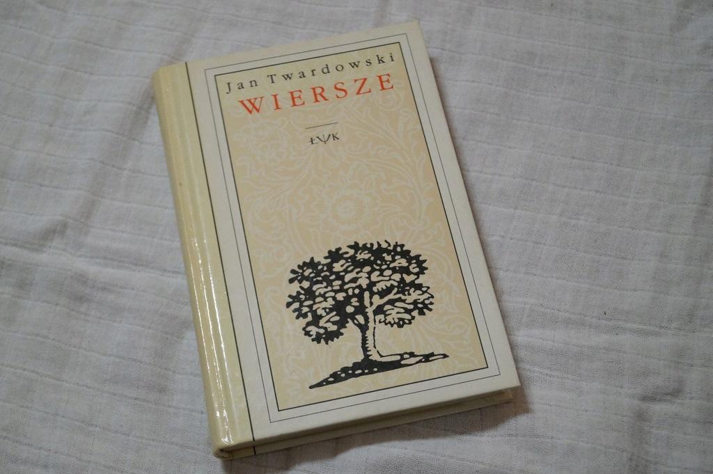 Jan Twardowski Wiersze Wybrane Z Lat 1944 1922