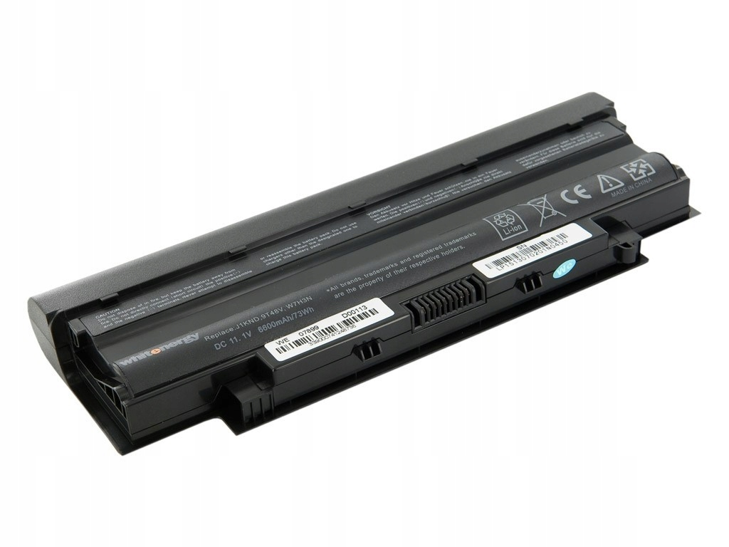 High Capacity Bateria Dell Inspiron 13R/14R 11,1V