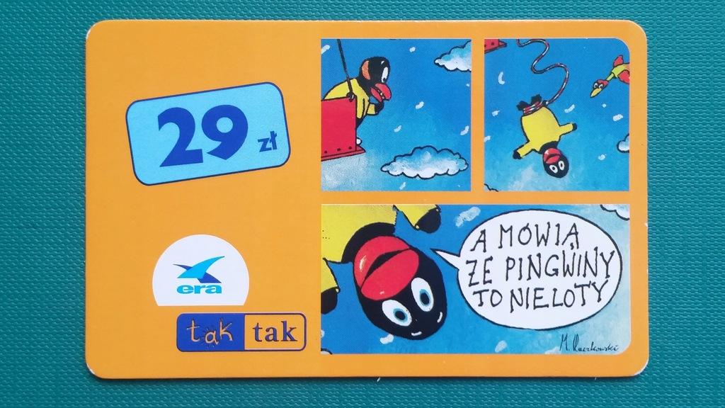 POLSKA - Karta Pre paid / Waz. do 2003r.