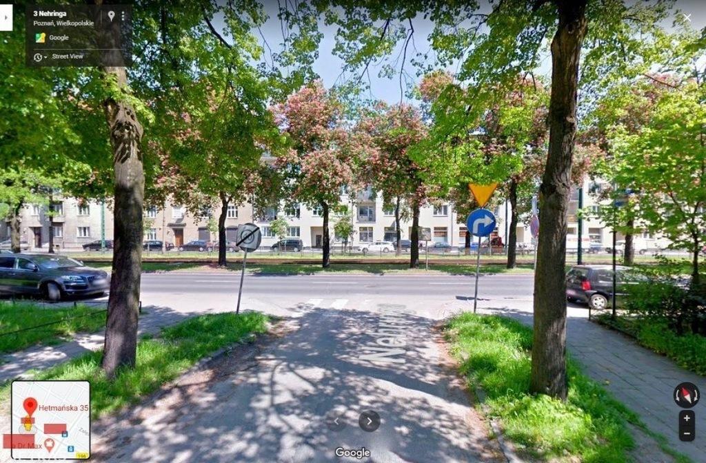 Mieszkanie, Poznań, Grunwald, 34 m²