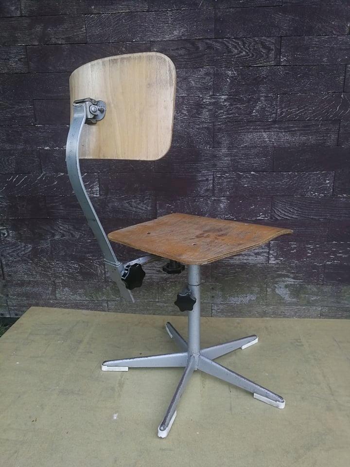 krzesło architekta prl