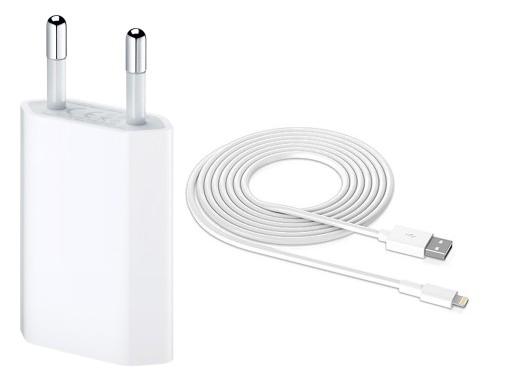 iPhone 7 8 | Oryginalna Ładowarka Apple Kabel 3m