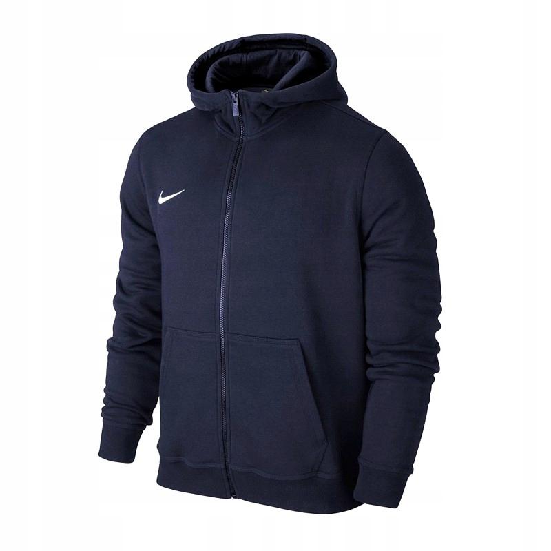 Nike Team Club Fullzip Hoody Jacket Bluza 451 L