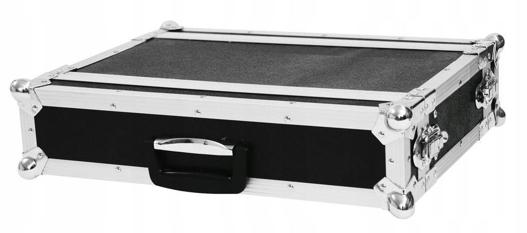 Roadinger Kufer transportowy rack CO DD, 2U, 24cm
