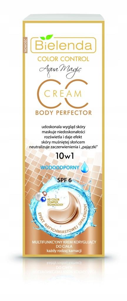 Bielenda CC Cream krem korygujący do ciała wodoodp