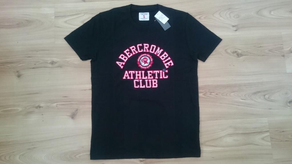 NOWA koszulka abercrombie&fitch S t-shirt bla