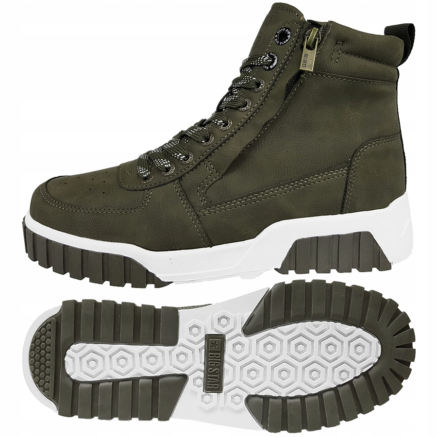 Big Star EE274722 Khaki Sneakers