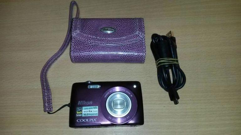 APARAT NIKON COOLPIX S4300 16MPX KABEL ETUI